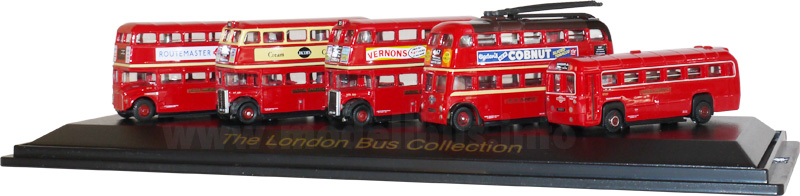 London Bus Collection modellbus.info