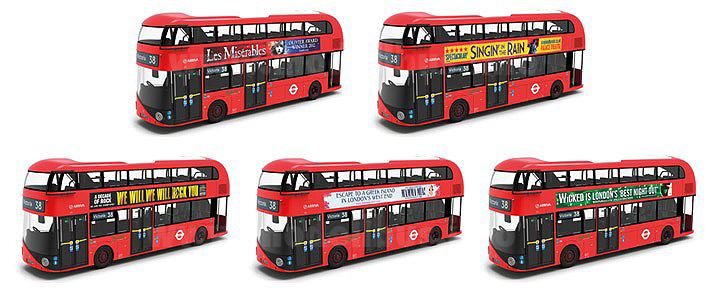 New Bus for London Corgi modellbus.info