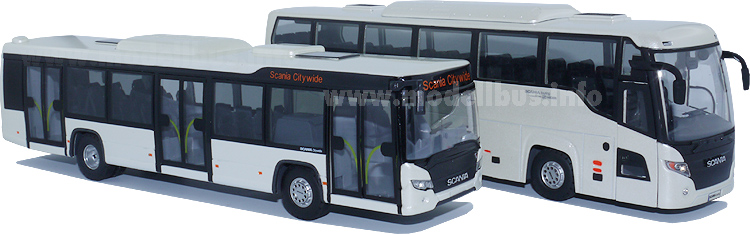 Scania Citywide Touring modellbus info