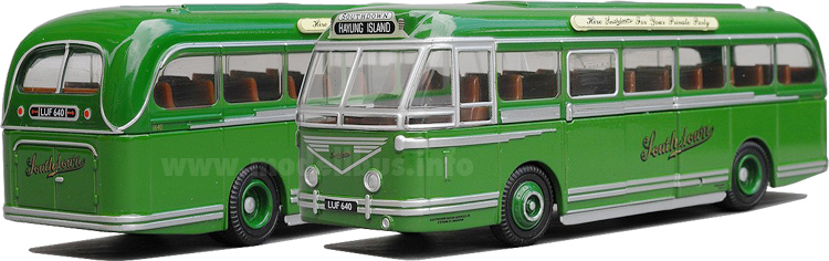 Leyland Royal Tiger Oxford Diecast modellbus.info