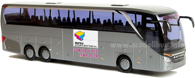 Setra TopClass 500 Coach of the Year2014 Spanien - modellbus.info