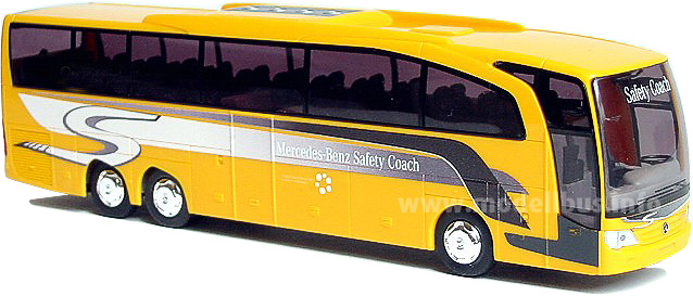 Mercedes-Benz Travego ABA 3 Euro VI Safety Coach - modellbus.info