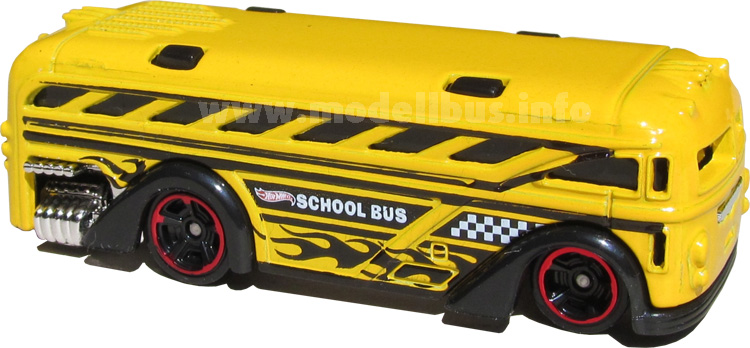 Sufin Bus 2014 Hot Wheels - modellbus.info