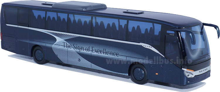 Setra S 516 MD AWM The Sign of Excellence - modellbus.info