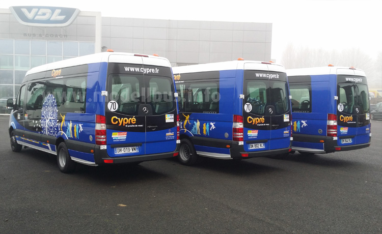 VDL MidCity Cypre - modellbus.info