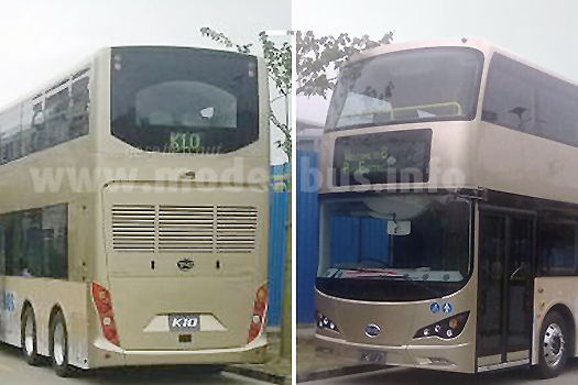 BYD K10 Built Your Dreams - modellbus.info