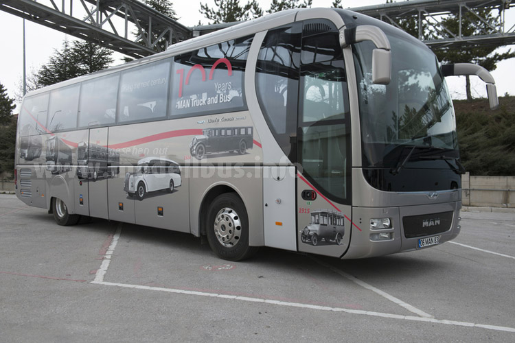 MAN Lions Coach 100 Years Edition - modellbus.info