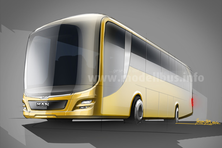 if Gold Award Design Gewinner: MAN Lions Intercity - modellbus.info