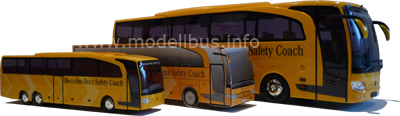 Mercedes-Benz Travego Safety Coach modellbus info