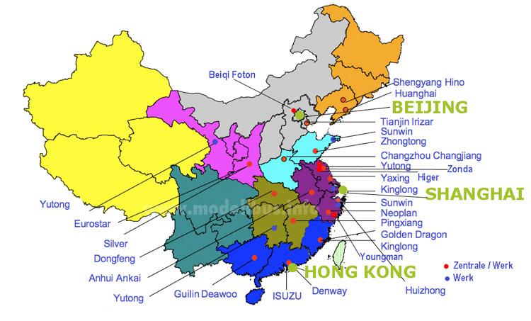 Chinas Bushersteller modellbus.info