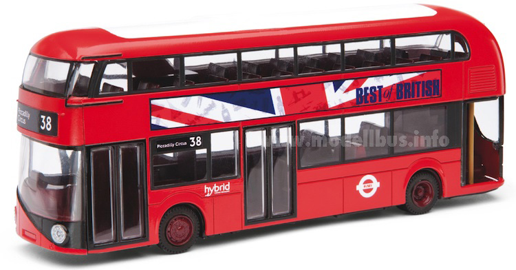 New Bus for London Souvenir Corgi modelbus.info
